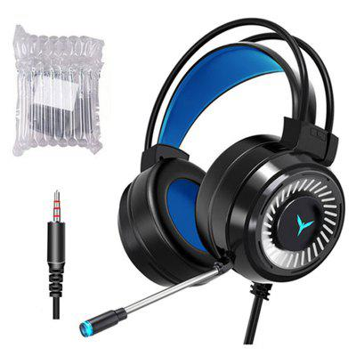 Фото - Jeaper Gaming Headsets HT02 Gamer Headphones Surround 4D Sound Stereo Wired Earphones USB Microphone Colourful Light PC Laptop Game Headset natassie new women crystal luxury evening bag black with colourful diamonds flower female wedding party clutch handbag lx003