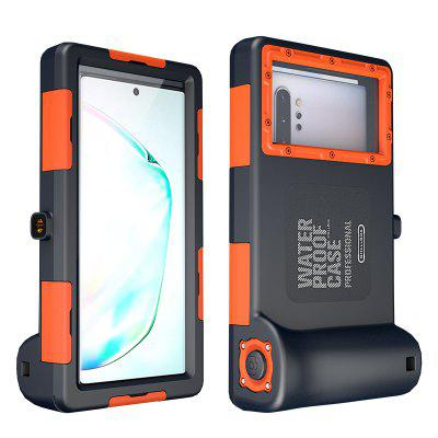 Waterproof Swimming Case For Samsung Galaxy S10 S9 S8 Plus Coque 15M Diving Phone Cover Note 10+ 8 9