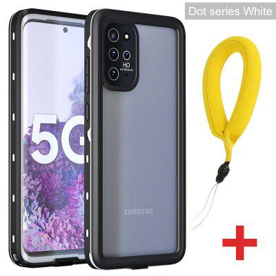 For Samsung Galaxy S20 Ultra Waterproof Phone Case 360 Shockproof Cases Plus Cover