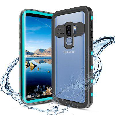 SHELLBOX IP68 Waterproof Case For Samsung S9 Plus TPU with PC Material Underwater Cover for Galaxy Water Proof
