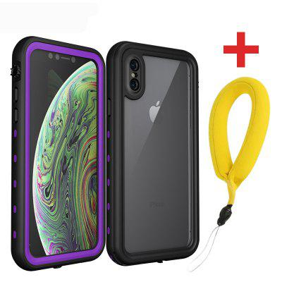 Shellbox IP68 Waterproof Phone Case for Apple iPhone 11 X XR XS Max Case Water Proof Cover for iPhone 11 Pro Max Waterproof case