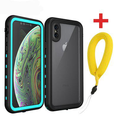 Shellbox IP68 Waterproof Phone Case for Apple iPhone 11 X XR XS Max Water Proof Cover Pro case