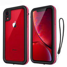 Shellbox IP68 Waterproof Phone Case For iPhone 11 Pro Max XR XS Max 6S 8 7 Plus Shockproof Soft TPU Silicone Underwater Cover
