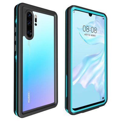 SHELLBOX IP68 Waterproof Case for HUAWEI P30 Mate20 Pro Snowproof Dustproof Case Full Protection for Huawei P20 Lite Nova3e Case