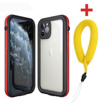 Shellbox Universal Waterproof Case For iPhone 7 8 Plus X XS Max XR Swimming Cover Phone Coque Water proof