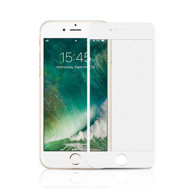 Matte Screen Protector Tempered Glass for apple iphone 7 8 Plus Full Coverage Phone Protective Film 3D 9H Front Cover