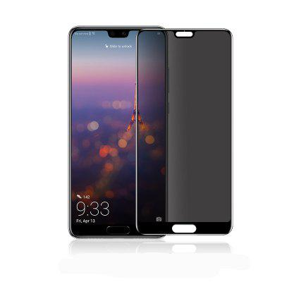Tempered Glass For Huawei Nova 5i p20 Pro Screen Protector Anti Privacy Full Cover Explosion-Proof Protective