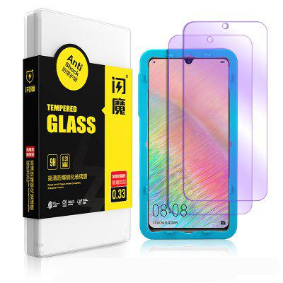 Tempered Glass For Huawei Mate 10 10Pro Blue Screen Protector 20 20X Protective Film