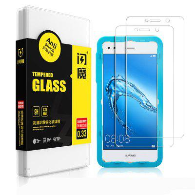 Protective Glass For Huawei Nova 7 Screen Protector Tempered Safety Film