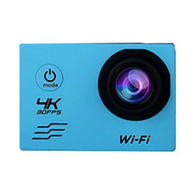 Outdoor Sports Equipment Sports Camera Allwinner V3 4K HD Sports Camera DV Aerial FPV Waterproof Wifi Version Image
