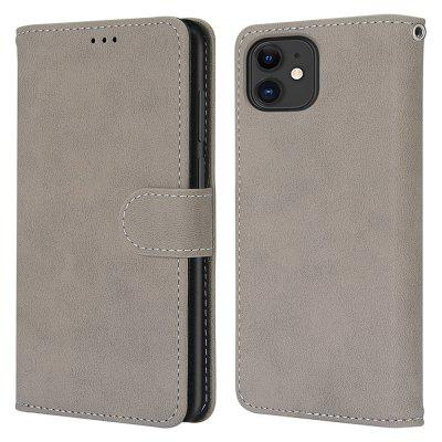 Card Slots Wallet Case Flip Cover PU Leather for iPhone 12 Mini