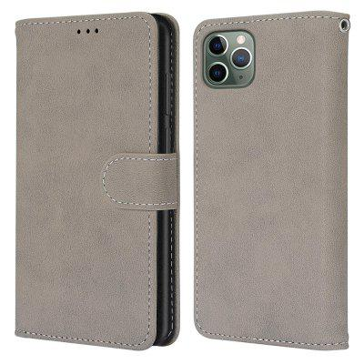 Card Slots Wallet Case Flip Cover PU Leather for  iPhone 11 Pro Max