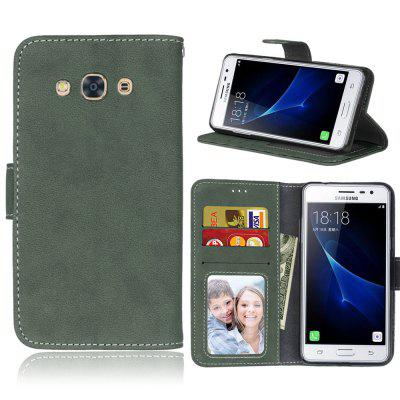 Фото - Card Slots Wallet Case Flip Cover PU Leather for Samsung Galaxy J3 Pro brand new a case for samsung 930x5j lcd