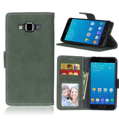 Фото - Card Slots Wallet Case Flip Cover PU Leather for Samsung Galaxy A5 A500 brand new a case for samsung 930x5j lcd