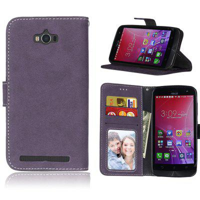 Card Slots Wallet Case Flip Cover PU Leather for Asus ZenFone Max ZC550KL 5.5inch luxury bling leather case for asus zenfone max m2 zb633kl wallet case for asus zenfone max pro m2 zb631kl flip leather case