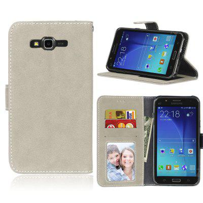 Фото - Card Slots Wallet Case Flip Cover PU Leather for Samsung Galaxy J7 J700F J700H brand new a case for samsung 930x5j lcd