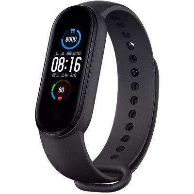 Mi Band 5 Dynamic Color Display 11 Sports Modes Magnetic Charging