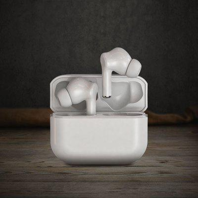 Active Noise Cancelling Earbuds SoftBeat P20 Bluetooth Earphones with 4 Mics Smart Digital ANC for Clear Calls Deep Bass Wireless Charge