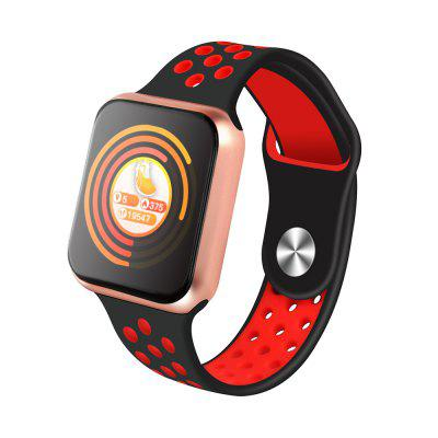 F8 Fitness Tracker Sleep Monitor Heart Rate calories Sedentary reminder Sports Smartwatch imilab smart watch fitness tracker heart rate monitor 340mah waterproof screen sleep monitor bluetooth call reminder watches