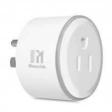 Mesuvida XS - SSA06 2PCS Smart Sockets with Timer Function