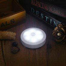Famirosa N004 Smart PIR Sensor LED Night Light 3pcs