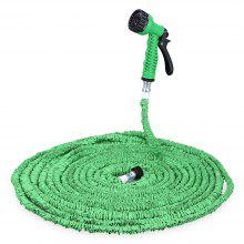 Expandable Garden Hose Pipe with 7 in 1 Spray Gun - 22.5m