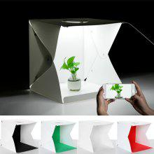 Water-resistant Photo Tent with 4 Background Cloths