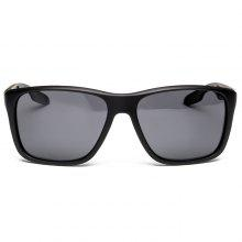 TOMYE P6023 2018 New PC Square Frame Driver Polarized Sunglasses