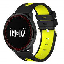 CF007 Waterproof Smart Fitness Bracelet stater Heart Rate Blood Pressure Monitor Passometer Smartband