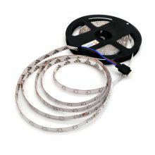 ZDM Waterproof 5M 24W Rgb Smd Light Led Strip 44KEY IR Remote Controller Kit Dc12v