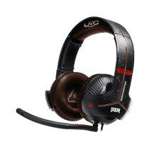 THRUSTMASTER AURICULARES GAMING Y-350X 7.1 DOOM EDITION XBOX ONE/PC