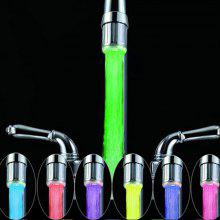 Hydropower Mini 7 Colors LED Glow Faucet Head