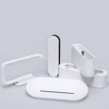 Xiaomi Mijia YouPin Soap Storage Box Toothbrush Toilet Paper Phone Holder Set