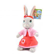 30cm Soft Stuffed Rabbit Doll Toy Kids Birthday Gift