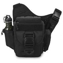 Nylon Hiking Crossbody Bag for Men