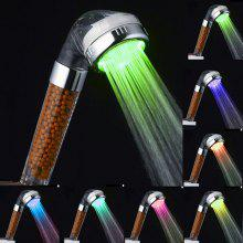 LED 7-color Changing Anion Shower Head