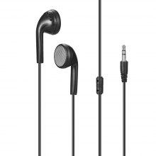 3.5mm Universal Earphone with Mic for Phone / MP3 / PC