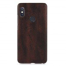 19% OFF Luanke Wood Grain Phone Case for Xiaomi Redmi Note 5