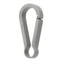 FURA GEAR S Size TC4 Titanium Alloy Key Ring