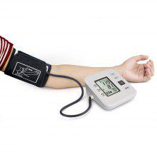 LZX - B1681 Upper Arm Style Electronic Blood Pressure Monitor