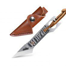 CIMA G443 Sharp Portable Straight Fixed Blade Knife