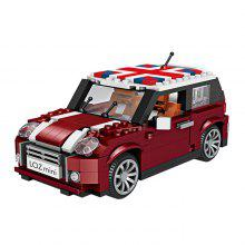LOZ 1:24 Car Model Building Block Toy