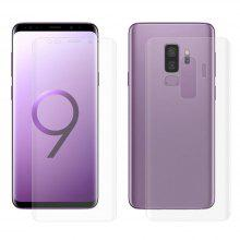 Hat - Prince Front + Back Full Film for Samsung Galaxy S9 Plus