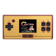 Classic Retro Handheld Video Game Console