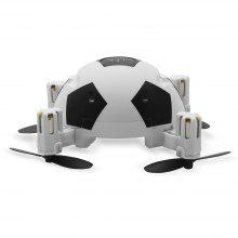 BY - 2 Mini Football Style RC Drone Quadcopter