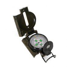 Outdoor Multifunctional Compass with Cover