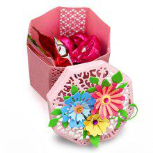 Metal Cutting Dies Set DIY Gift Box Stencil
