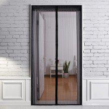 Hands Free Automatic Anti-bug Magnetic Screen Door