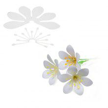Flowers Metal Cutting Dies Set
