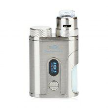 Gearbest Eleaf iStick Pico Squeeze 2 Squonk Mod Kit - SILVER